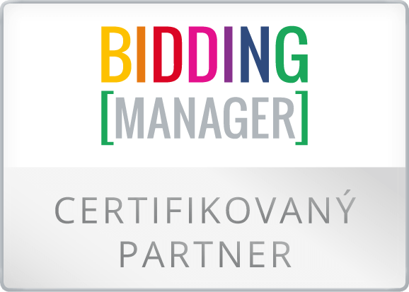 Bidding Manager certifikace